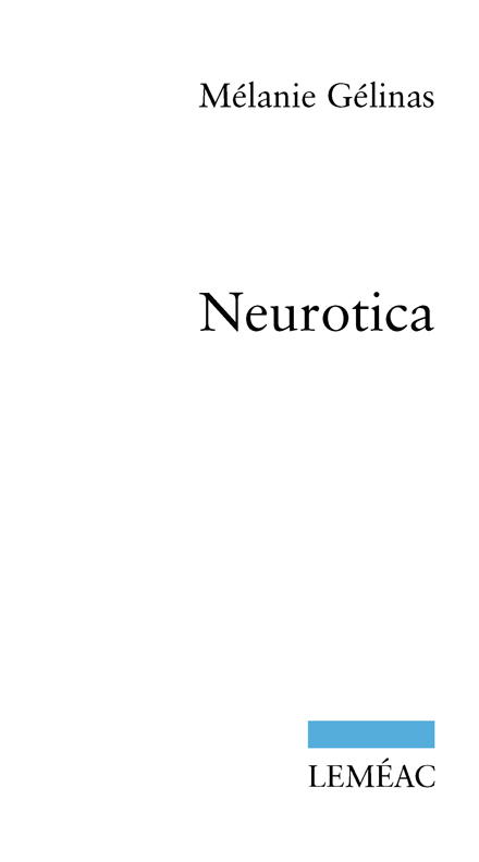 Parution : Neurotica
